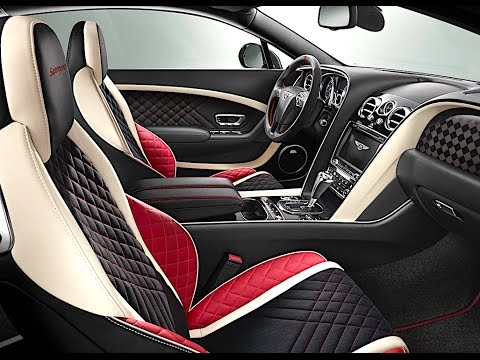 bentley continental supersports interior 2018 review bentley interior 2017 carjam tv youtube. Black Bedroom Furniture Sets. Home Design Ideas