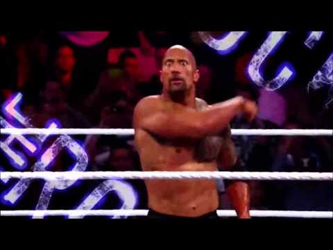The Rock Titantron 2018 HD