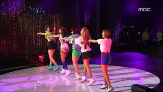 Wonder Girls - Like this, 원더걸스 - 라이크 디스, Beautiful Concert 20120626