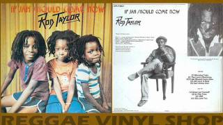 Rod Taylor   If Jah Should Come Now Belva LP Side B Vinyl