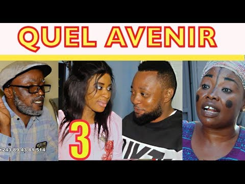 QUEL AVENIR Ep 3 Theatre Congolais avec Moseka,Ebakata,Paka Lowi,Pululu,Mosantu,Marie Jeanne
