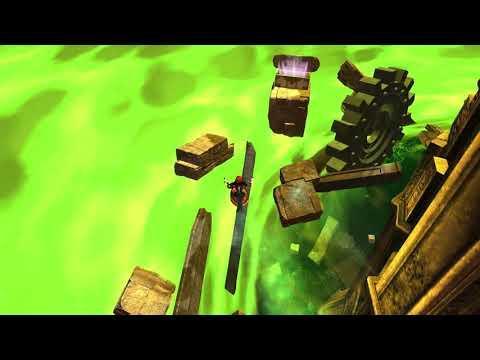 Guild Wars 2 - Mad King's Clocktower (2017)