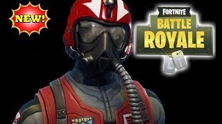 'NOUVEAU' WINGMAN Skin Gameplay! - Fortnite Bataille Royale