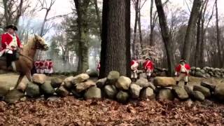 Battle Road Re-enactment in Lexington