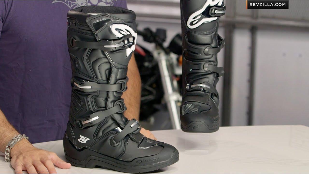 Alpinestars Tech 5 Boots Review at