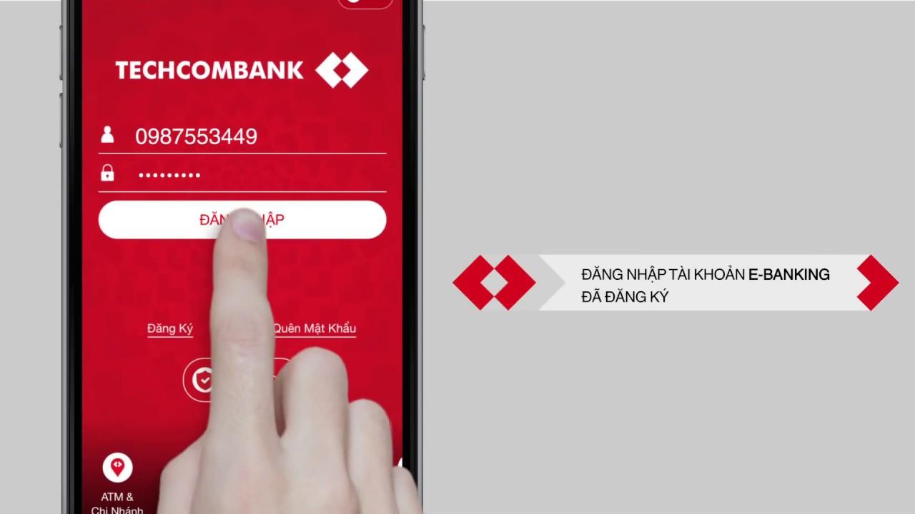 Hướng dẫn đăng ký nhận thông báo biến động số dư trên F@st Mobile