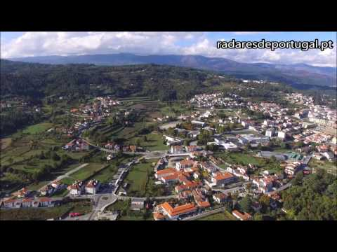 Figueiredo das Donas - São Pedro do Sul (phantom 3 argtek kit)
