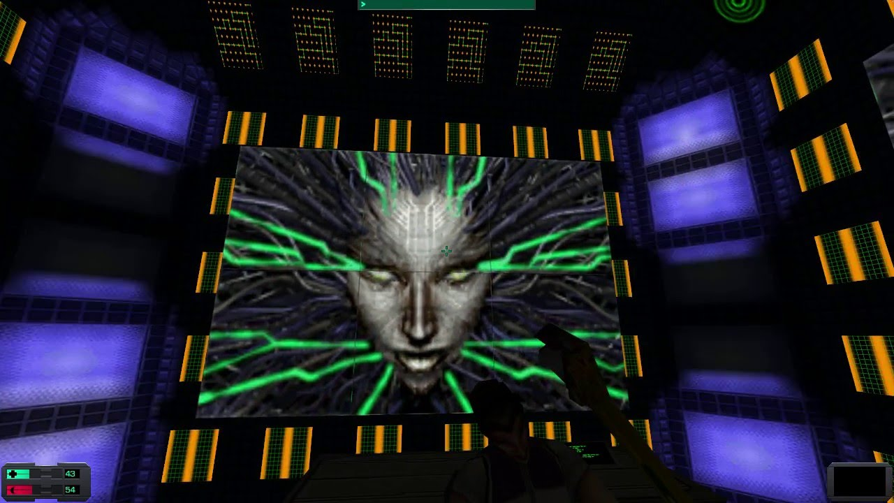 Great moments in PC gaming: The Shodan Reveal in System