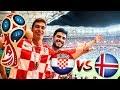 CROATIA vs ICELAND - Russia World Cup Vlog #4