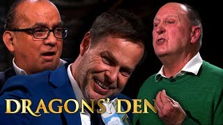 """Workaholic Has One Thing On His Mind """"To Do Business With Peter Jones!"""" 