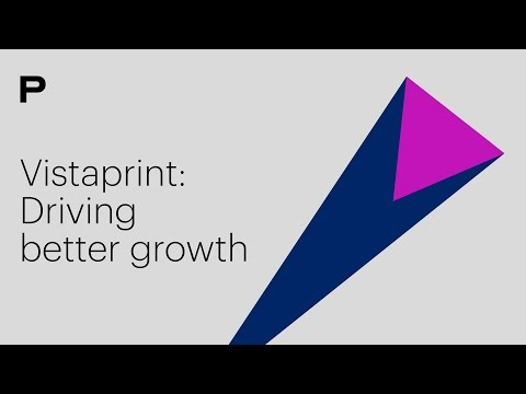 Vistaprint: Driving Better Growth Through Tension and Balance
