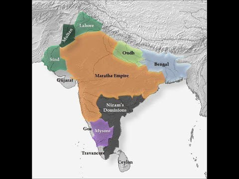 THE MARATHA EMPIRE!