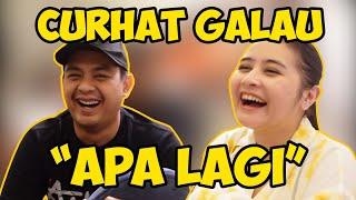 BLAK BLAKAN!!! PRILLY CURHAT GALAU