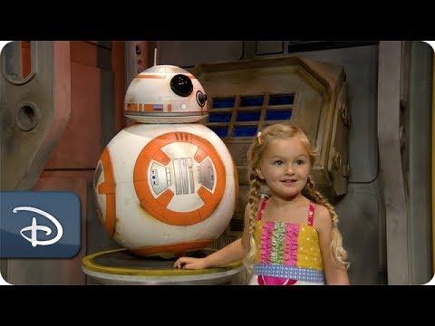 #DisneyKids: Meet BB-8 at Disney's Hollywood Studios | Walt Disney World