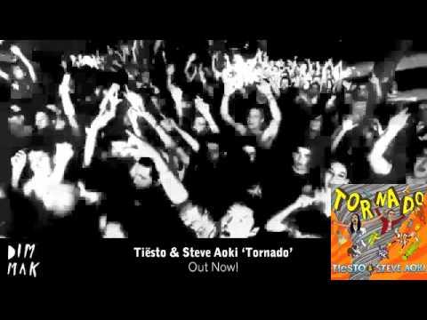 Tiësto & Steve Aoki - Tornado