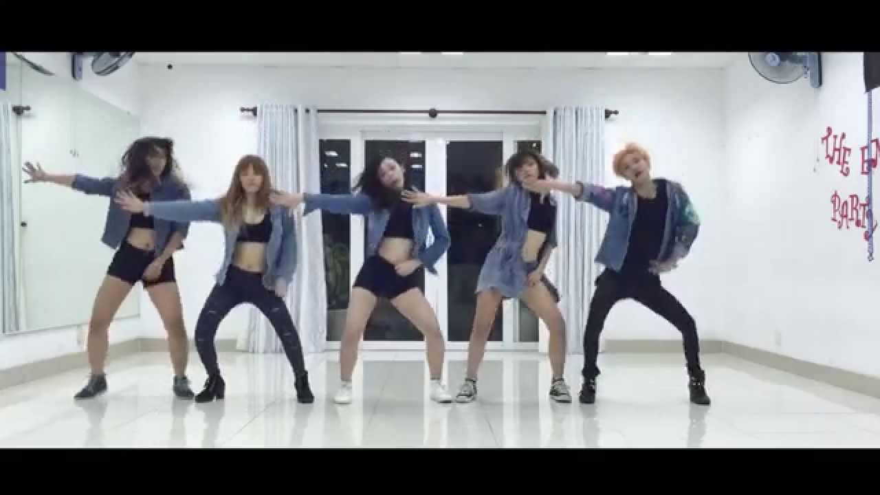 Practice] CRAZY - 4MINUTE dance cover by THE SHADOW from VietNam ...