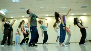 BeStreet | Bass Down Low choreo teaching