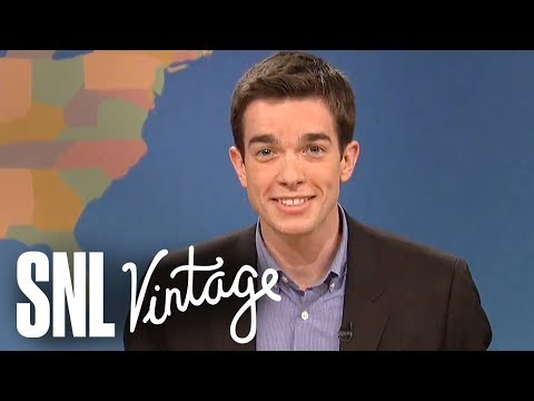 Weekend Update: John Mulaney on Things He's Excited About  SNL