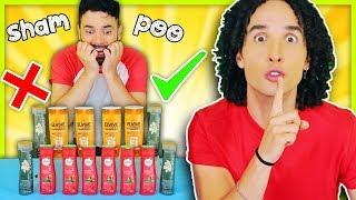 No elijas el Shampoo Incorrecto - Slime Challenge