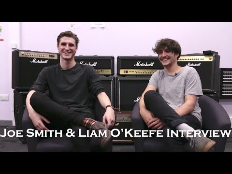 Joe Smith and Liam O'Keefe | Interview | HD |