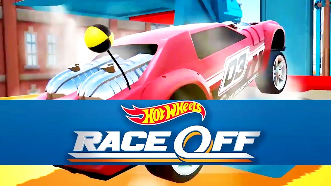 Hot Wheels: Race Off | Hot Wheels Gaming   YouTube
