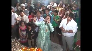 Neetu Chanchal (Kaithal Wale) Live in Singla Jagran At Bathinda Part 15