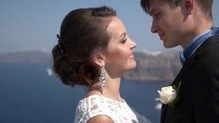 Наша Греческая Свадьба 15.09.2015(Санторини., 2016-02-05T07:46:48.000Z)