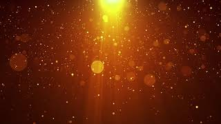 Фото 4 Background Looped Golden Dust HD 3