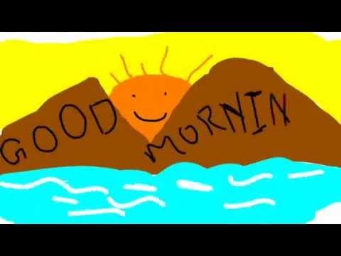 Funny Good Morning Animation Youtube