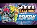 Pokemon Shining Legends Set Review