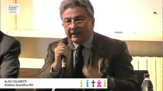 Conferenza Plenaria Di Apertura - Aldo Colonetti, IED