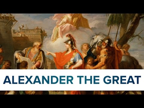 Top 10 Facts - Alexander the Great