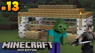 Minecraft (JAVA) • Walkthrough Playthrough (Full Game) • Cap. 13 {+ Resident Evil 4}