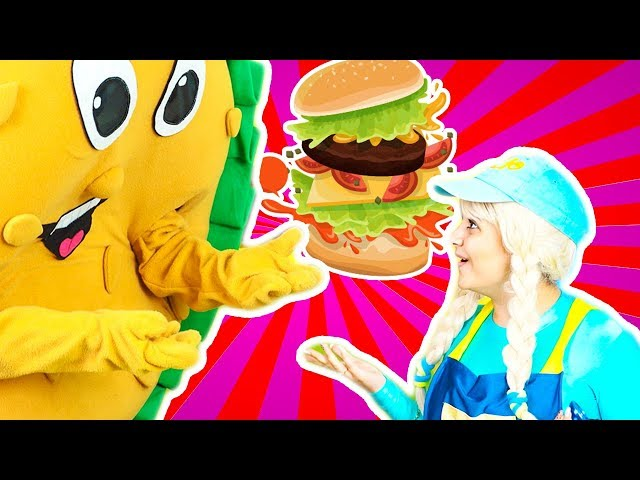 yoyo dodi Hamburger يويو ودودي والهامبرغر