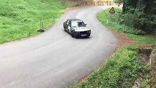 Heinz Hörmann 2.Perger Mühlstein Rallye 2018
