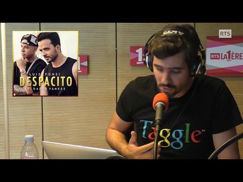 """""""Despacito"""" De Luis Fonsi - Les Quatre Accords Magiques Ont Encore Frappé!"""