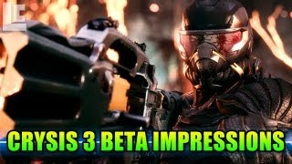 Crysis 3 Beta Impressions (Crysis 3 Beta Gameplay/Commentary)