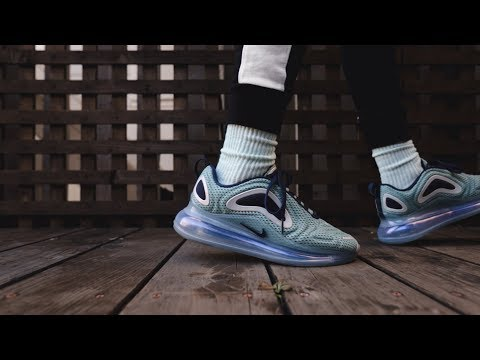 1 MONTH AFTER WEARING: NIKE AIR MAX 720 WORTH BUYING? PROS