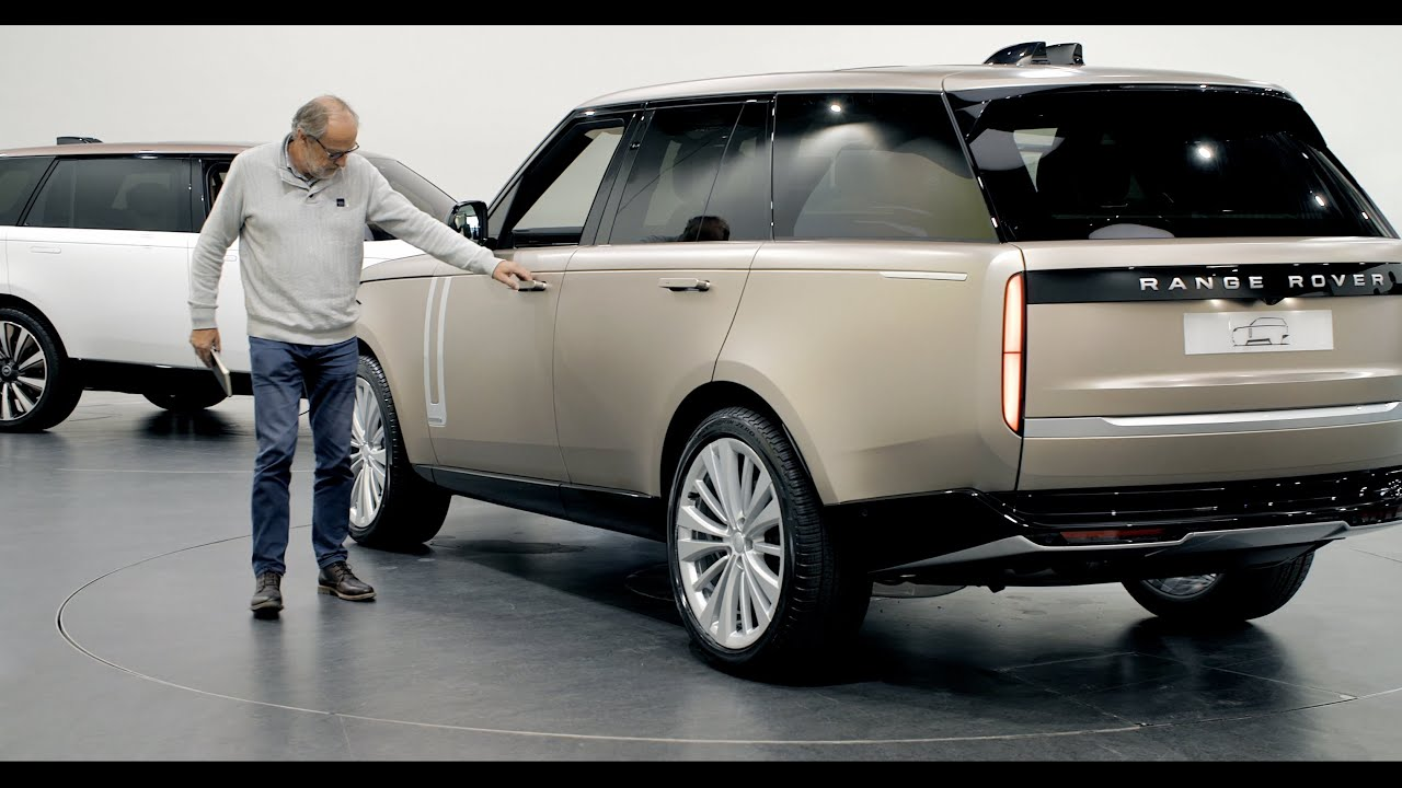 New Range Rover review Comparing the new Range Rover to my 2021 Range Rover P400e PHEV