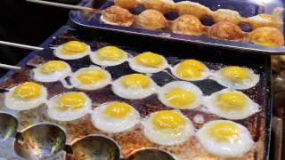 ЧУМОВАЯ ЗАКУСКА ИЗ ПЕРЕПЕЛИНЫХ ЯИЦ [Уличная еда Китая]