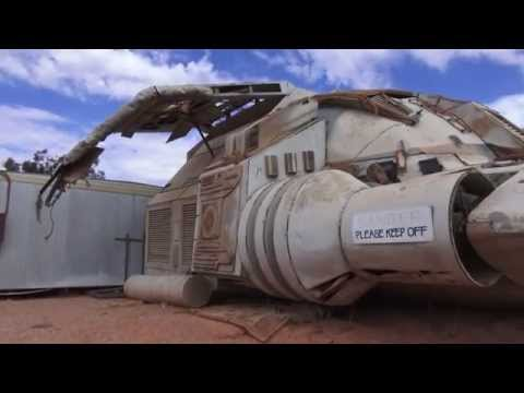 AUSTRALIA: One fine day in opal Coober Pedy