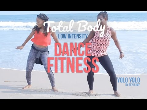 Dreyah Fit Afrobeats Dance Fitness Workout | Yolo Yolo By Seyi Shay