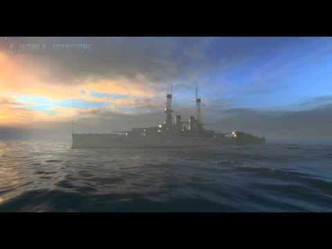 World of Warships Premium Port OST - Ocean Port