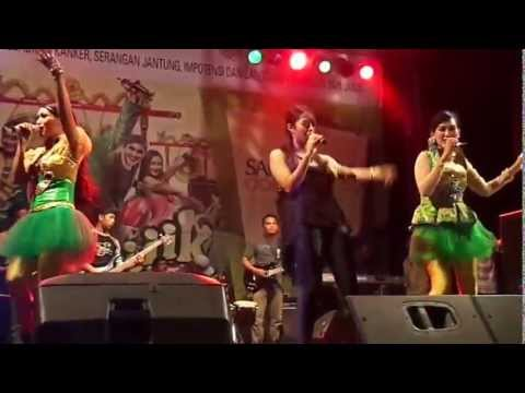 CAPCUZ feat ASMARA'Z Cover ( Wali - Aku Bukan Bang Toyib ) @Padarincang Serang - Banten