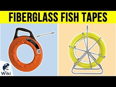 7 Best Fiberglass Fish Tapes 2019