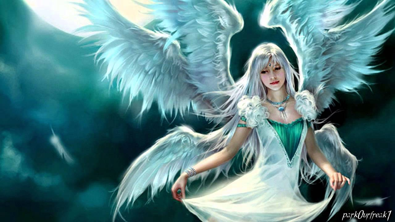 fantasy art angel sad - photo #38