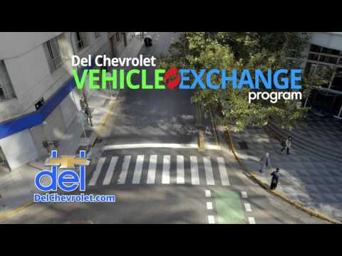 Del Chevy Vehicle Exchange Program