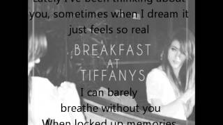 Nylo - Breakfast At Tiffanys (Lyric Video)