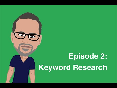 Episode Keyword Research
