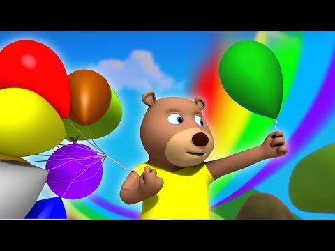Gubbare Wala | गुब्बारे वाला | Hindi Poem | Gubbare Wala Hoo | Hindi Nursery Rhymes | Kids TV India